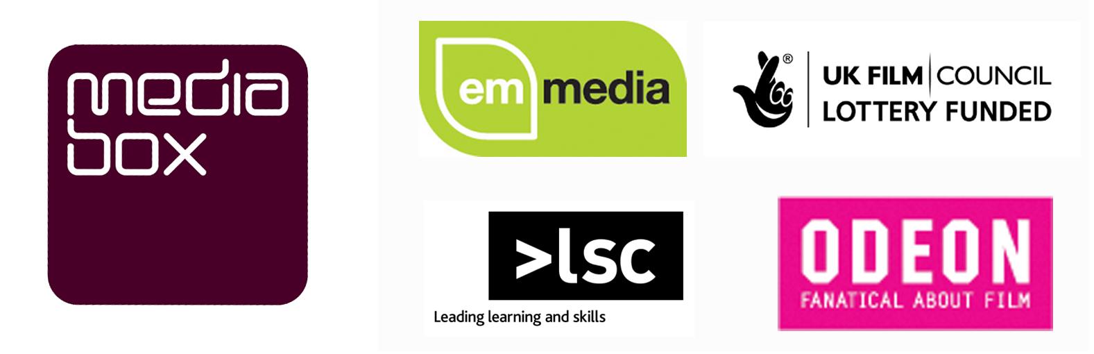 CALL THE SHOTS Mediabox logo
