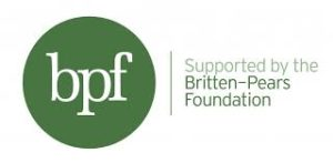 Britten Pears Foundation logo