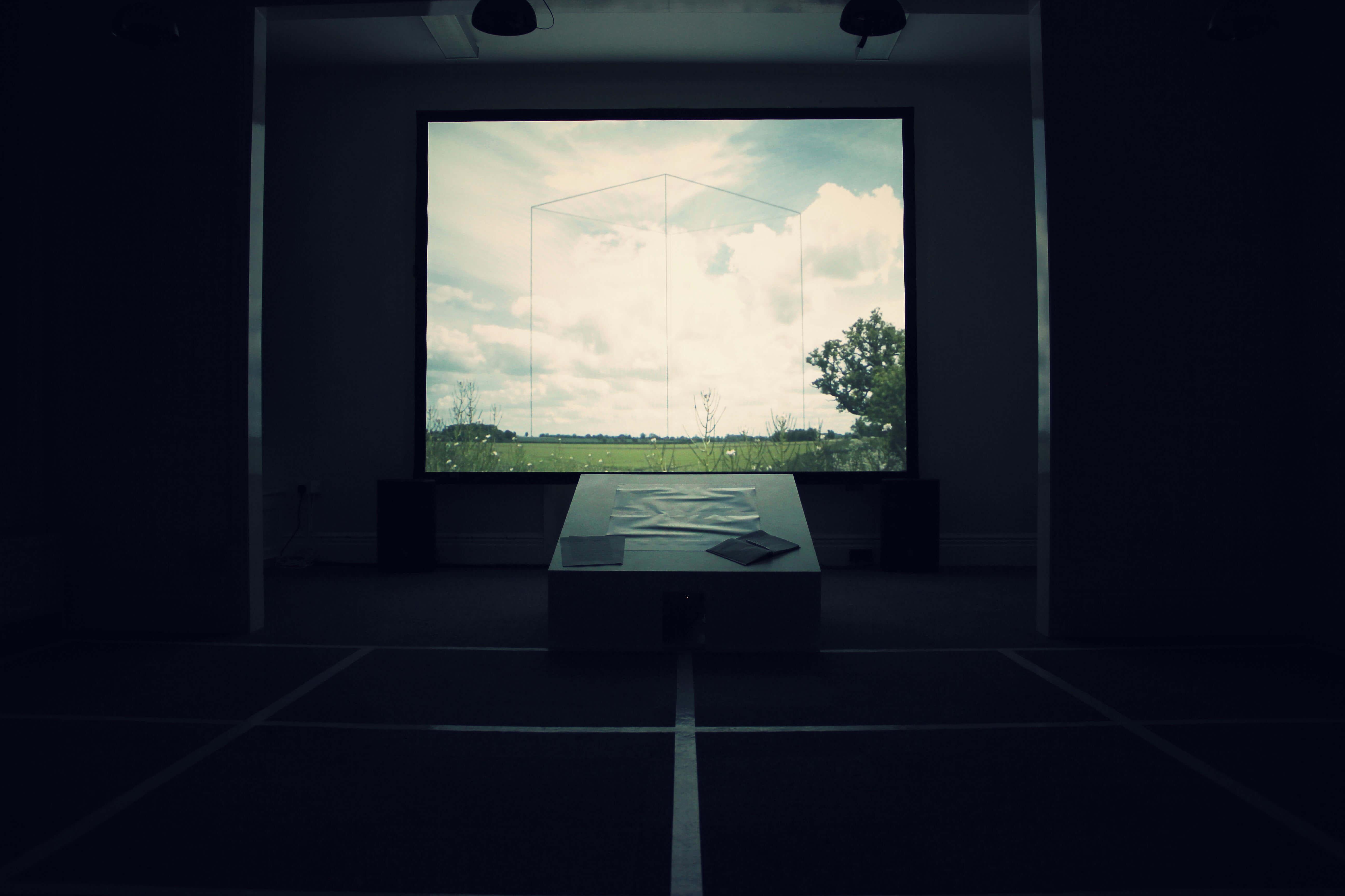 Project Skycube, Joanna White. Photo: Benjamin Kidd